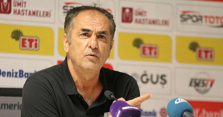 Karabükspor'da Fikret Yılmaz istifa etti