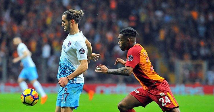 Süper Lig'de 3 haftalık program belli oldu! Trabzonspor - Galatasaray maçı...