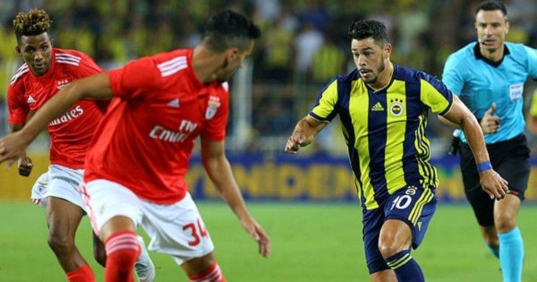 Fenerbahçe taraftarlarından Giuliano'ya tepki