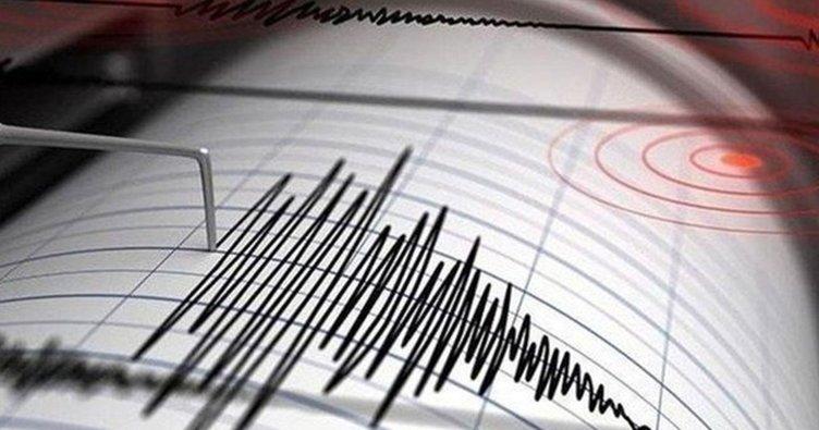 İran'ın güneydoğusunda 5,4 büyüklüğünde deprem
