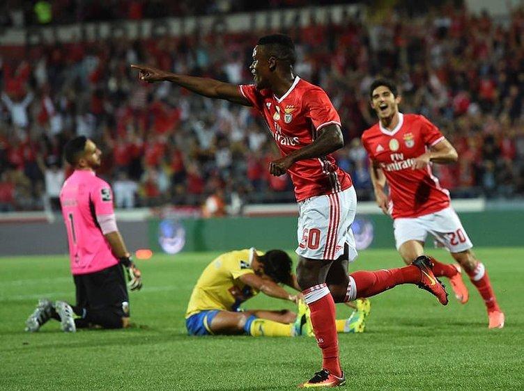 İşte Benfica'nın şifreleri
