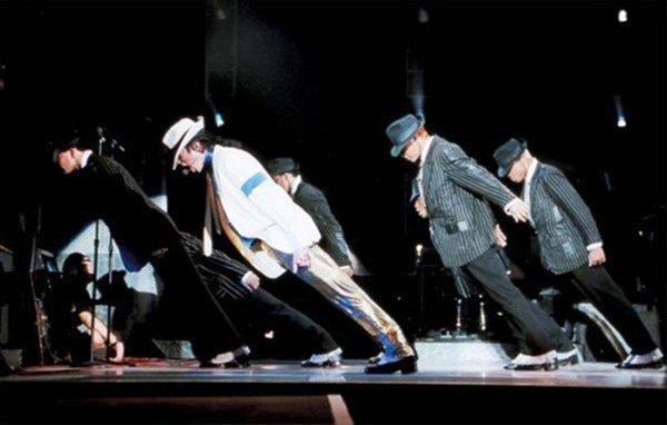 İşte Michael Jackson'ın meşhur hareketinin sırrı...