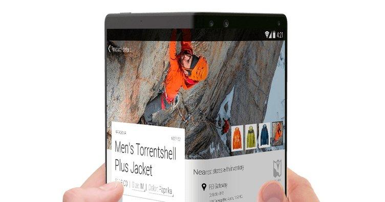 Samsung kırılmaz OLED ekranını duyurdu