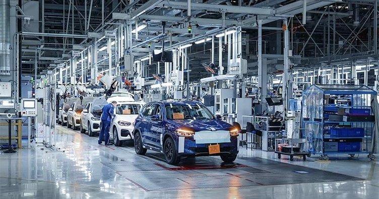 Yeni BMW İX3 2021'de Türkiye'de