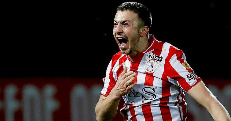 Halil İbrahim Dervişoğlu, Trabzonspor transferi olumsuz sonuçlandı...