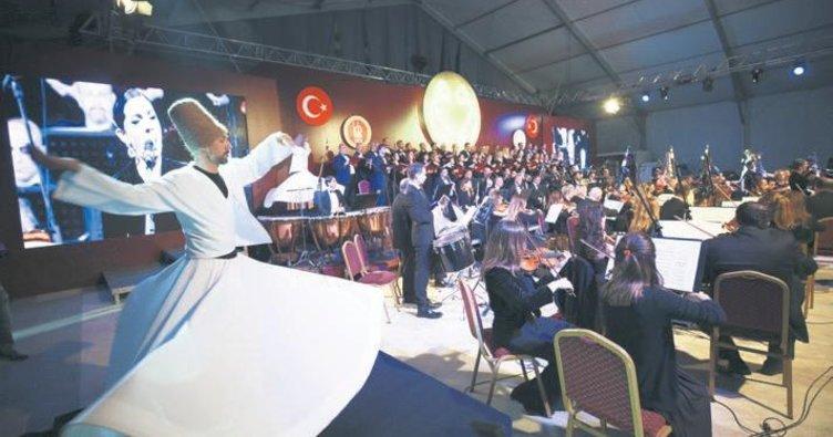 Keçiören'de senfonik ramazan