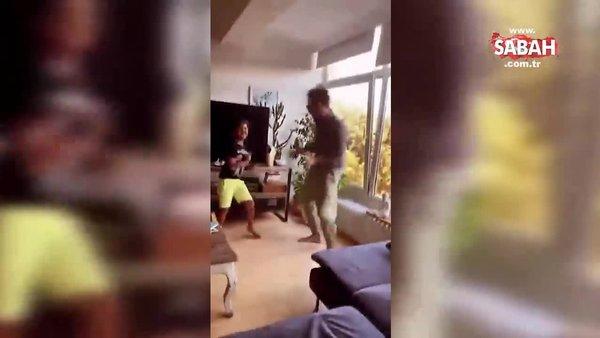 MasterChef'in sevilen ismi Danilo Zanna ile oğlu Zeno'dan dans videosu!   Video