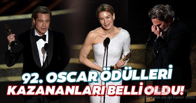 92. Oscar Ödülleri sahiplerini buldu! İşte 2020 Oscar Ödülleri kazananları...