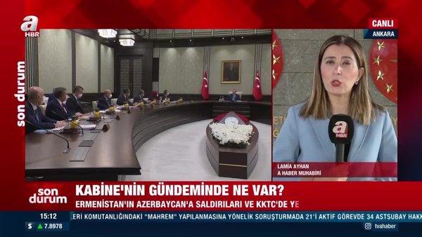 Son dakika: Cumhurbaşkanı Erdoğan başkanlığında kritik toplantı! Gündemde hangi konular var?   Video