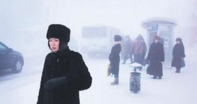 İşte dünyanın en soğuk bölgesi