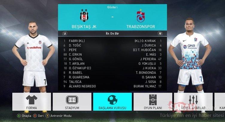 PES 2019'da Fenerbahçelilere müjde!