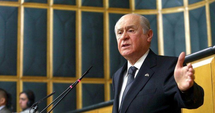 Bahçeli'den kirli ittifak arayışlarına sert tepki: Türkiye'ye tuzak kuruluyor
