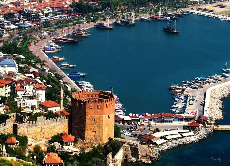 Türkiye'deki kaleler