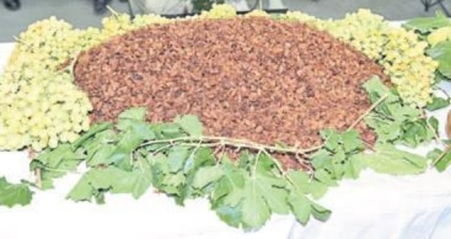 Üzüm ihracatı 200 bin tonu aştı