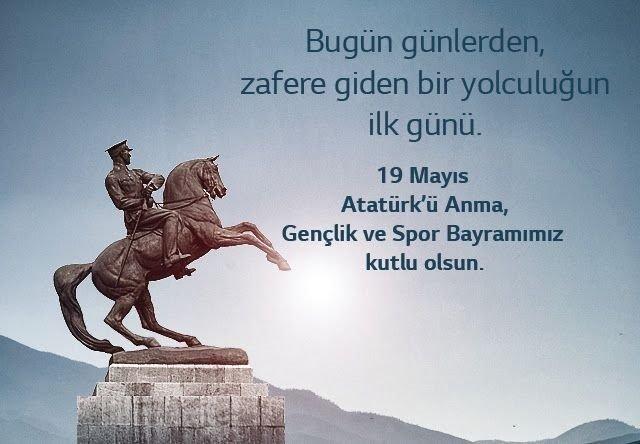En güzel ve anlamlı resimli 19 Mayıs mesajları ile sevdiklerinize ulaşın! 19 Mayıs Atatürk'ü Anma, Gençlik ve Spor Bayramı sözleri ve şiirleri burada... En güzel Atatürk resimleri