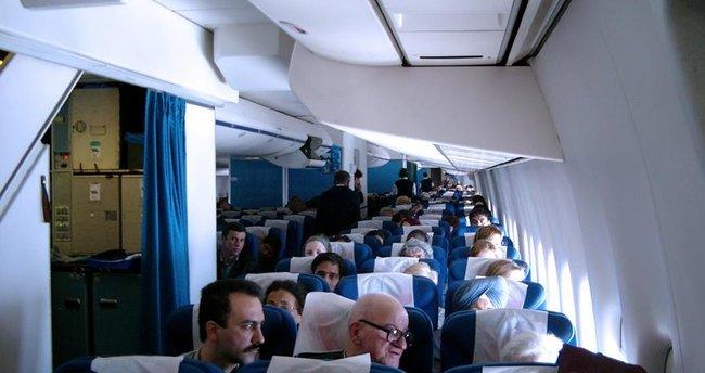 ec6d0e3d26a43 ABD'den Ortadoğu ve Afrika uçuşlarına elektronik cihaz yasağına dair THY'den  yeni açıklama