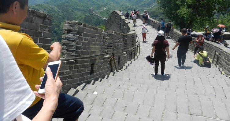 """Orada bir """"Çin"""" var uzakta!"""