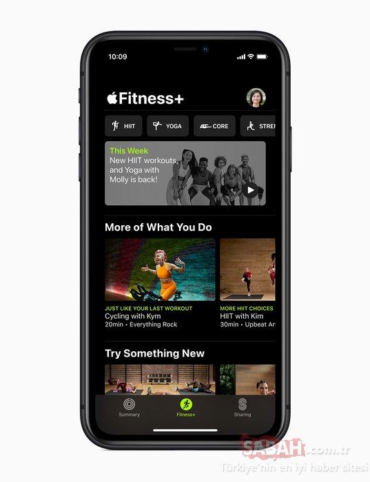 Apple Fitness+ resmen ortaya çıktı! Yeni servis neler sunuyor? Fiyatı nedir?