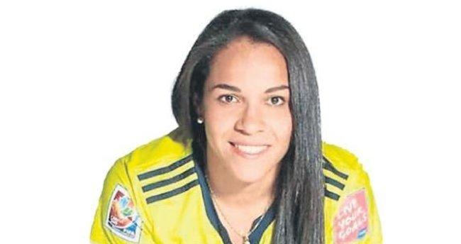 1207'ye Kolombiyalı golcü