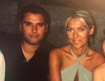Ünlü şarkıcı Demet Akalın eski fotoğrafını...