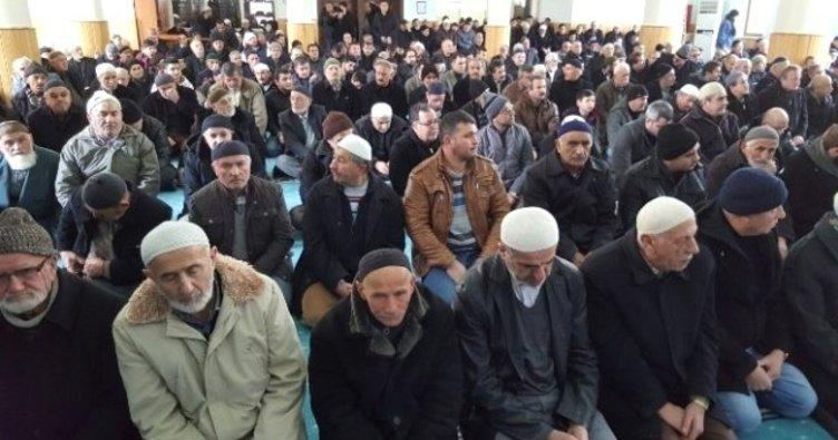Şırnak'ta şehit düşen 13 asker için mevlid