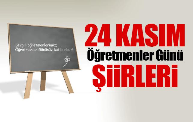 24 Kasim 2017 Ogretmenler Gunu Siirleri Kisa Ve Uzun 24 Kasim