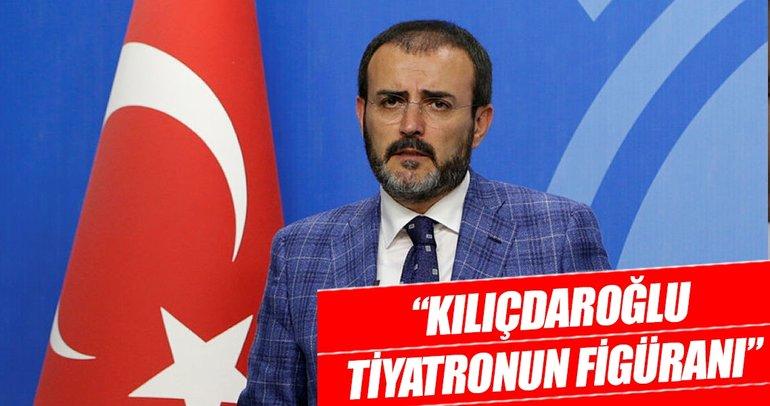 Figüran Kılıçdaroğlu cambazlık yapıyor
