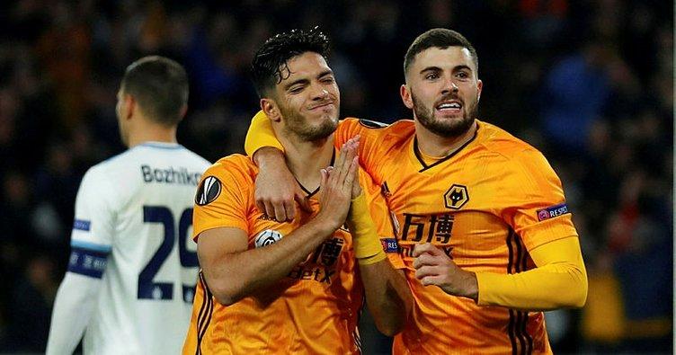 Wolverhampton 1 - 0 Slovan Bratislava (MAÇ SONUCU)