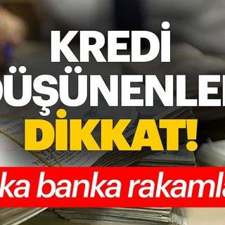 Vakıfbank, Ziraat Bankası, Halkbank kredi faiz oranları nedir? Hangi banka ne kadar kredi faizi uyguluyor