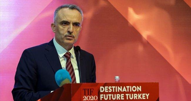 Naci Ağbal: Ekonomide güçlü bir değişim ve dönüşüm döneminin başlangıcındayız