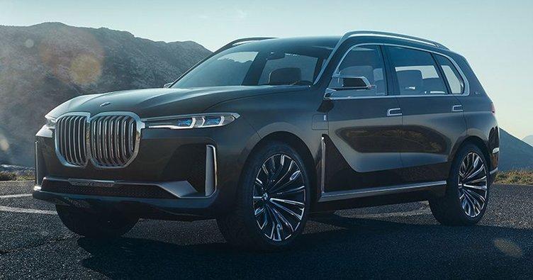 BMW X7 ile ilgili görsel sonucu