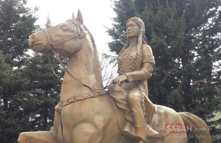 Osman Bey'in eşi Malhun Hatun'un kimdir ve ne zaman öldü? Malhun Hatun hakkında merak edilenler
