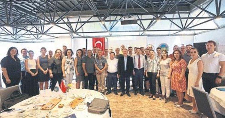 Borsa'dan 'Tarım Merkezi' çalıştayı