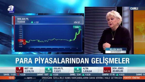 Ekonomist Belgin Maviş: Değerli euro istemiyoruz imajı yaratıldı