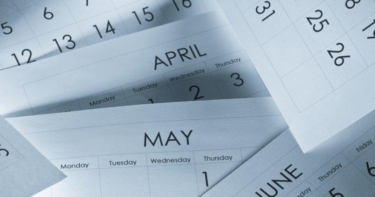 May hangi ay, kısaltması nedir? Türkçede May ne demek?