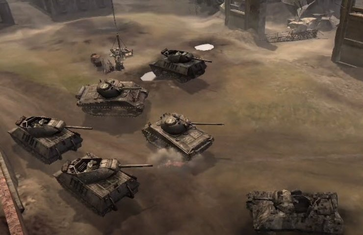 COMPANY OF HEROES İOS VE ANDROİD'E GELİYOR