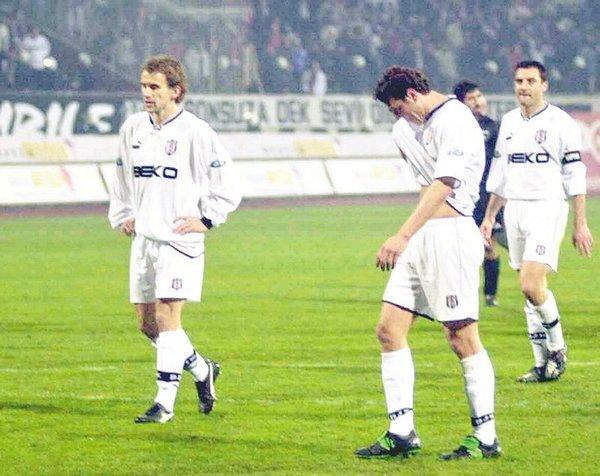 Süper Lig teknik direktörlerinin eski halleri