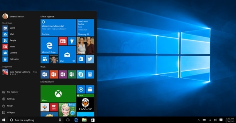 Windows 7'ye Windows XP stratejisi!