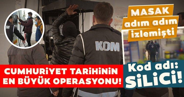 SON DAKİKA: Kod adı: Silici... Cumhuriyet tarihinin en büyük vergi kaçakçılığı operasyonu!