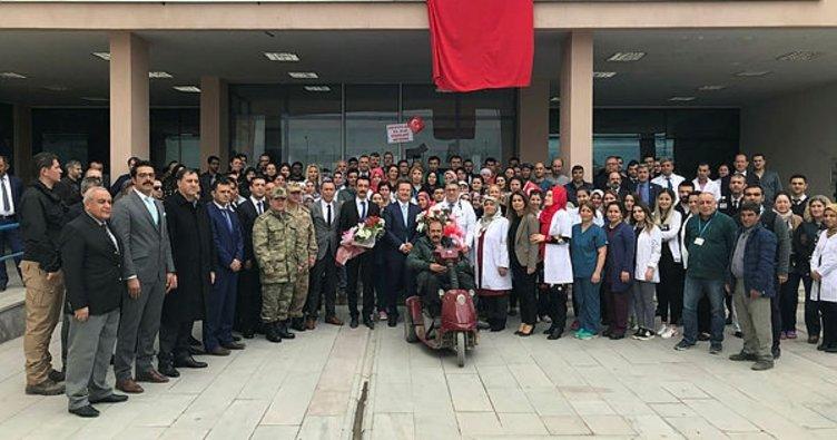 Iğdır'da Tıp Bayramı kutlandı