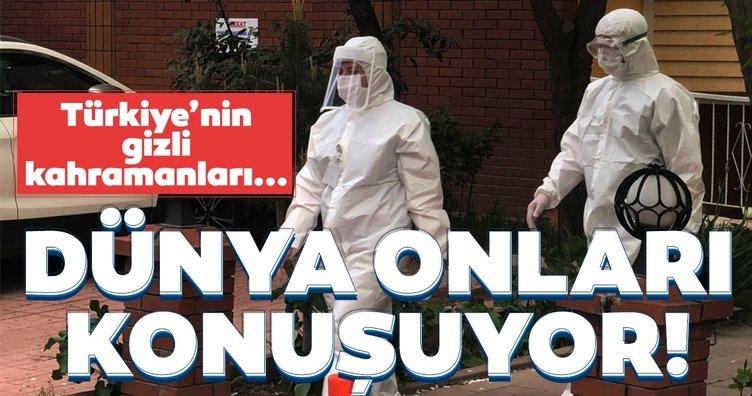 Dünya onları konuşuyor! İşte Türkiye'nin gizli kahramanları...