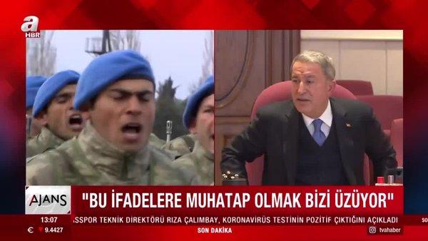 Bakan Akarve Genelkurmay Başkanı Güler'denCHP'li vekilin Tük ordusunu hedef alan sözlerine tepki | Video