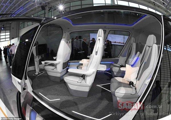 Uçan otomobil 'Skai' tanıtıldı! Özellikleri nedir?
