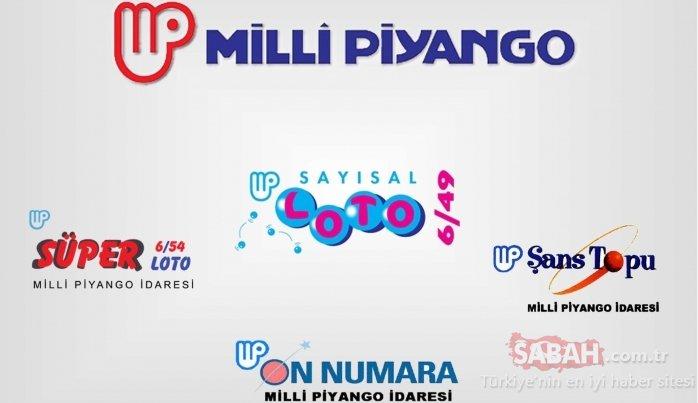 23 Temmuz Süper Loto sonuçları belli oldu! Milli Piyango Süper Loto çekiliş sonuçları MPİ ile hızlı bilet sorgulama BURADA