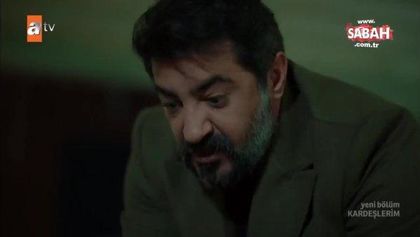 'Kardeşlerim'de heyecan dolu sahne! Kendisini tehdit edenlerle yüzleşen Akif aşağı düştü | Video