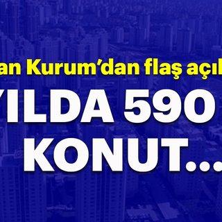 Çevre ve Şehircilik Bakanı Murat Kurumdan flaş açıklama