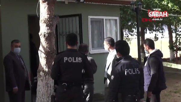 Antalya'da Alman turist pansiyondaki odasında ölü bulundu | Video