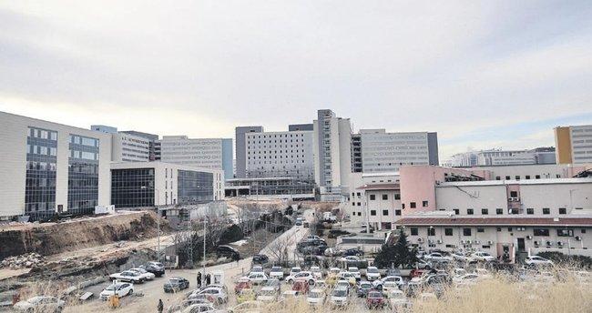 Ankara Şehir Hastanesi: Bilkent Şehir Hastanesi Bu Yıl Kapılarını Açacak