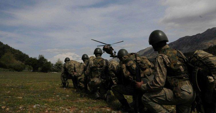 Üç operasyonda 20 terörist öldürüldü