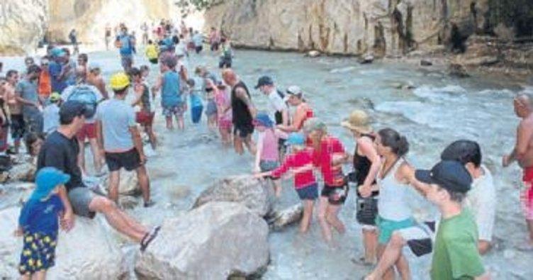 Seydikemer turizmi gelecek vadediyor